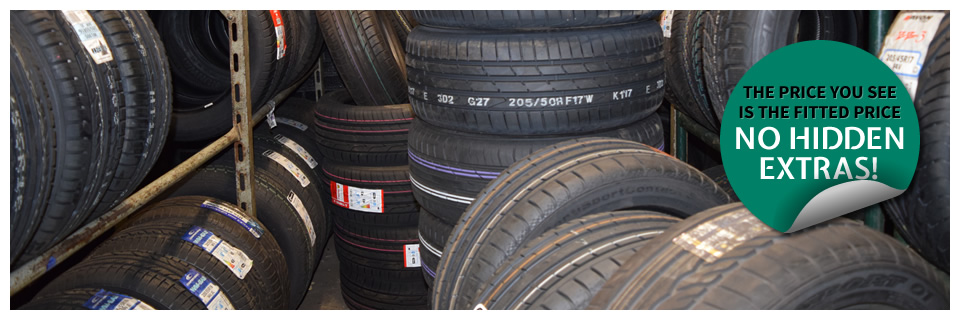 Car Tyres Paisley